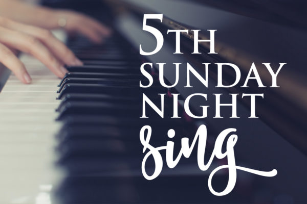Image result for fifth sunday sing